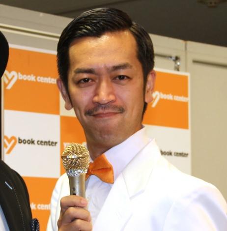 トーク&イベント『僕たちはどう生き残るか』に出席したムーディ勝山 (C)ORICON NewS inc.
