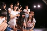 荻野由佳の2年連続1位で歓喜と驚きに包まれたNGT48劇場(C)AKS