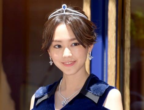 サムネイル 三浦翔平との結婚質問に無言だった桐谷美玲(C)ORICON NewS inc.