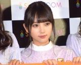 新番組『猫舌SHOWROOM』発表会に参加した乃木坂46・与田祐希 (C)ORICON NewS inc.
