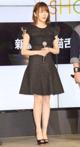 新番組『猫舌SHOWROOM』発表会に参加したHKT48・指原莉乃 (C)ORICON NewS inc.