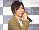 新番組『猫舌SHOWROOM』発表会に参加した前田裕二氏 (C)ORICON NewS inc.