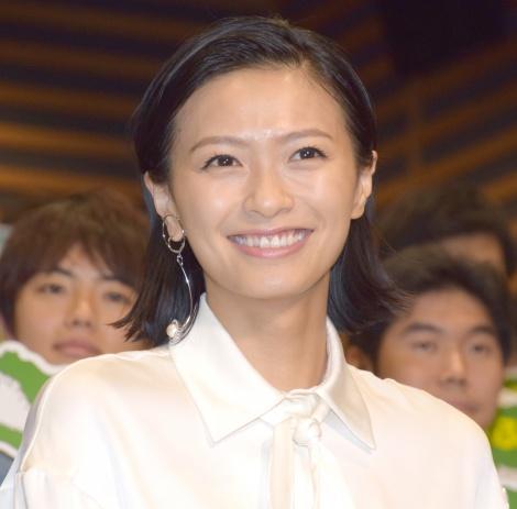 映画『家に帰ると妻が必ず死んだふりをしています』公開直前イベントに出席した榮倉奈々 (C)ORICON NewS inc.