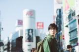 渋谷のスクランブル交差点で撮影(C)ぴあ