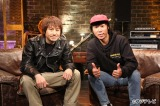 『Love music』に出演する(左から)横山健、難波章浩