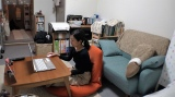 6月5日放送、カンテレ・フジテレビ系『7RULES(セブンルール)』神戸市にある須磨海浜水族園の獣医師・毛塚千穂さんに密着(C)カンテレ
