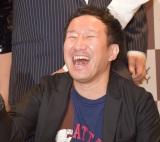 『一発屋芸人列伝』刊行記念イベント前の囲み取材に出席したジョイマンの池谷和志 (C)ORICON NewS inc.