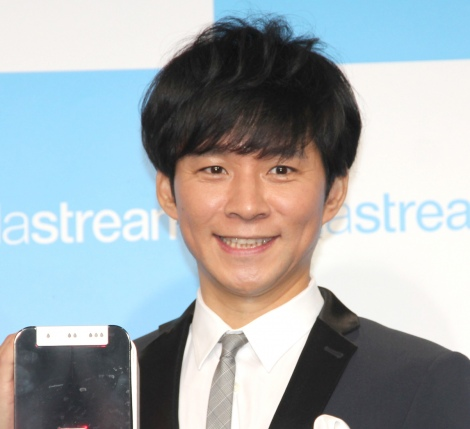 『SodaStream エキサイティング生炭酸 2018』に出席した渡部建 (C)ORICON NewS inc.