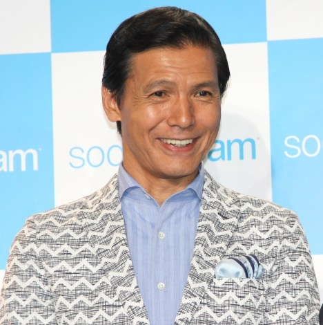 『SodaStream エキサイティング生炭酸 2018』に出席した阿部裕二 (C)ORICON NewS inc.