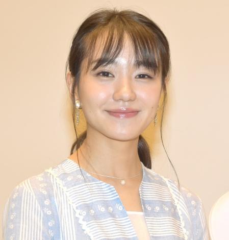 「ネスレシアターDAY」上映会後のトークイベントに出席した奈緒 (C)ORICON NewS inc.