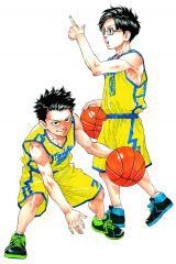 バスケ漫画『switch』 (C)小学館
