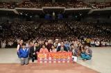 読売テレビの情報バラエティー番組『大阪ほんわかテレビ』放送25周年記念ファン感謝祭(C)ytv