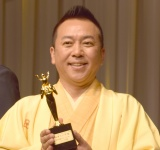 第37回『ベスト・ファーザー「イエローリボン賞」』発表・授賞式に出席した林家たい平 (C)ORICON NewS inc.