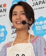 『六本木牧場』に登場した和田明日香(C)ORICON NewS inc.