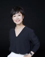 10月から『NEWS ZERO』のメーンキャスターに就任する有働由美子氏