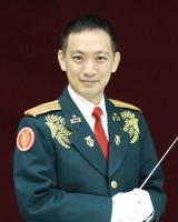 陸上自衛隊中部方面音楽隊 音楽隊長 柴田昌宜3等陸佐
