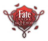 『Fate/EXTRA Last Encore』ロゴタイトル(C)TYPE-MOON / Marvelous, Aniplex, Notes, SHAFT