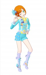 アミューズメントゲーム『キラッとプリ☆チャン』7月5日から登場する「りずむ」のコーデ(C)プリティーオールフレンズ2018