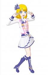 アミューズメントゲーム『キラッとプリ☆チャン』7月5日から登場する「みおん」のコーデ(C)プリティーオールフレンズ2018