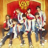 21stシングル「LOVE」初回盤A