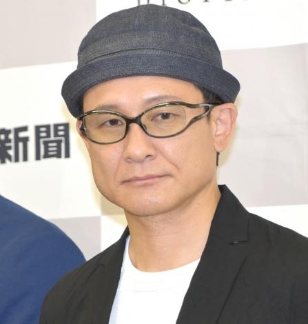 『手塚治虫文化賞贈呈式』前の囲み取材に出席した木下ほうか (C)ORICON NewS inc.