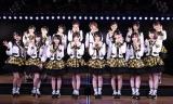 AKB48新チーム4が新公演をスタート(C)AKS