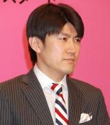 『news every.』で小山慶一郎についてコメントした藤井貴彦アナウンサー (C)ORICON NewS inc.