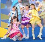 ライブパフォーマンス=「魔法×戦士 マジマジョピュアーズ! 新メンバー発表会」 (C)ORICON NewS inc.