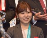『平成29年度JOCスポーツ賞 表彰式』に出席した吉田夕梨花 (C)ORICON NewS inc.