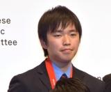 『平成29年度JOCスポーツ賞 表彰式』に出席した島田敦選手 (C)ORICON NewS inc.
