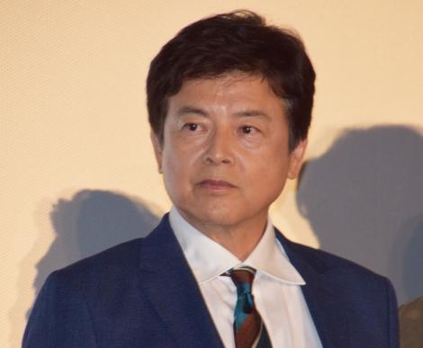 映画『羊と鋼の森』初日舞台あいさつに登壇した三浦友和 (C)ORICON NewS inc.