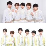 テレビ朝日系『ミュージックステーション』(6月8日放送)に初登場するジャニーズJr.のグループ、HiHi Jets(上)と東京B少年(下)