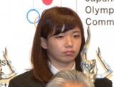 『平成29年度JOCスポーツ賞 表彰式』に出席した熊野ゆづる選手(C)ORICON NewS inc.