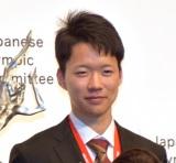 『平成29年度JOCスポーツ賞 表彰式』に出席した清水彰人 (C)ORICON NewS inc.