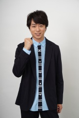 『THE MUSIC DAY』総合司会を務める櫻井翔(C)日本テレビ