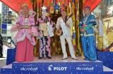 パイロットのサンプリングイベント『〜アクロボールで願いが叶いますように〜PILOT アクロボールStar Festival』の模様