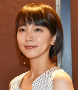 日豪合作映画『STAR SAND ─星砂物語─』のトークイベントに出席した吉岡里帆 (C)ORICON NewS inc.