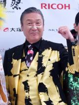来年3月、75歳で北極を目指すことを宣言した山本寛斎氏 (C)ORICON NewS inc.
