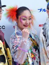 『日本元気プロジェクト2018「スーパーエネルギー!!」Produced by KANSAI YAMAMOTO』に参加した安藤美姫 (C)ORICON NewS inc.