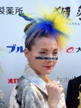 『日本元気プロジェクト2018「スーパーエネルギー!!」Produced by KANSAI YAMAMOTO』に参加した土屋アンナ (C)ORICON NewS inc.