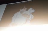杏が公開した幼少期の写真=映画『それいけ!アンパンマン かがやけ!クルンといのちの星』完成披露舞台あいさつ (C)ORICON NewS inc.