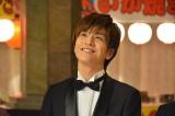日本テレビ系連続ドラマ『崖っぷちホテル!』で岩田剛典がタキシード姿披露 (C)日本テレビ