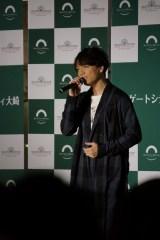 シングル「Keep in touch」リリースイベントを開催した山崎育三郎
