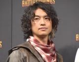 スマートフォン向けゲームアプリ『PLAYERUNKNOWN'S BATTLEGROUNDS MOBILE』の新テレビCM発表会に出席した斎藤工 (C)ORICON NewS inc.