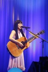 『miwa acoustic live tour 2018 〜acoguissimo〜』ファイナル公演より Photo by KAORU SATO