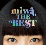 miwa初のベストアルバム『miwa THE BEST』通常盤(2CD)