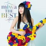 miwa初のベストアルバム『miwa THE BEST』完全生産限定盤(2CD+BD+Tシャツ+LPサイズジャケット仕様)