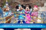 東京ディズニーシー 七夕グリーティング(C)Disney