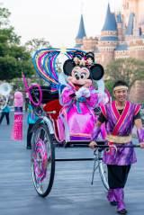 東京ディズニーランド 七夕グリーティング(C)Disney