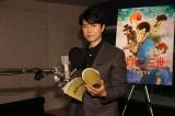 アニメ『ルパン三世 PART5』最強の敵・エンゾ役を担当する上川隆也(C)TMS・NTV